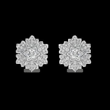 Pendientes de Ice Flowers