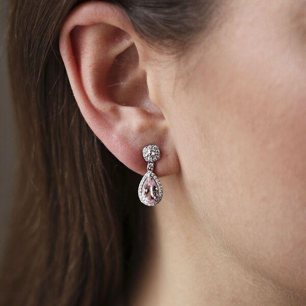 Gerais earrings, PE16037-OBMRGD_V