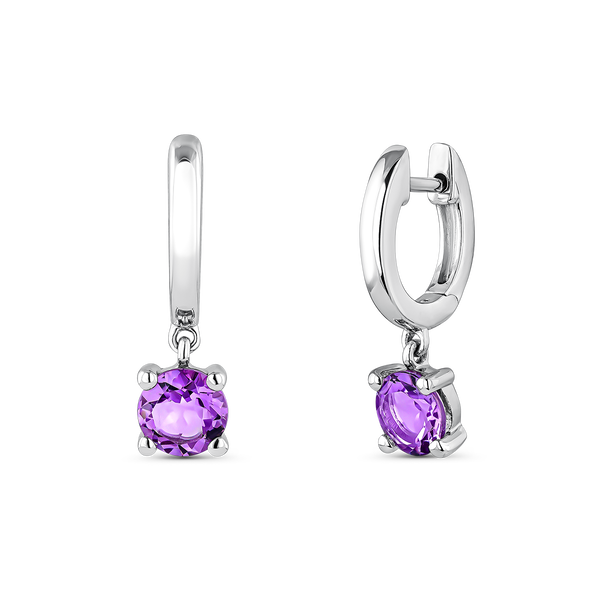 Utopian earrings, PE20018-AGAM_V