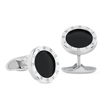 Zeraus cufflinks, GE13003-AGON_V