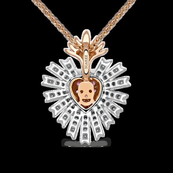 Colgante de Amuletos de Frida, PT17003-OBORZRDDM_V