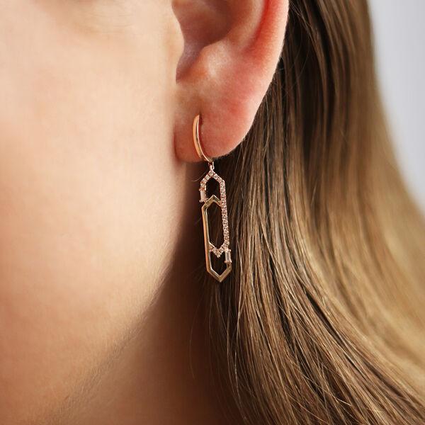 Mad Deco earrings, PE18041-ORD