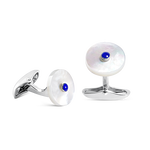Zeraus cufflinks, GE19007-AGMADAZ_V