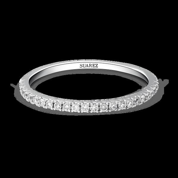 Engagement ring, AL98007-00D_V