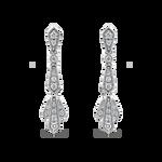 Pendientes de Ice Flowers, PE16128-OBD_V