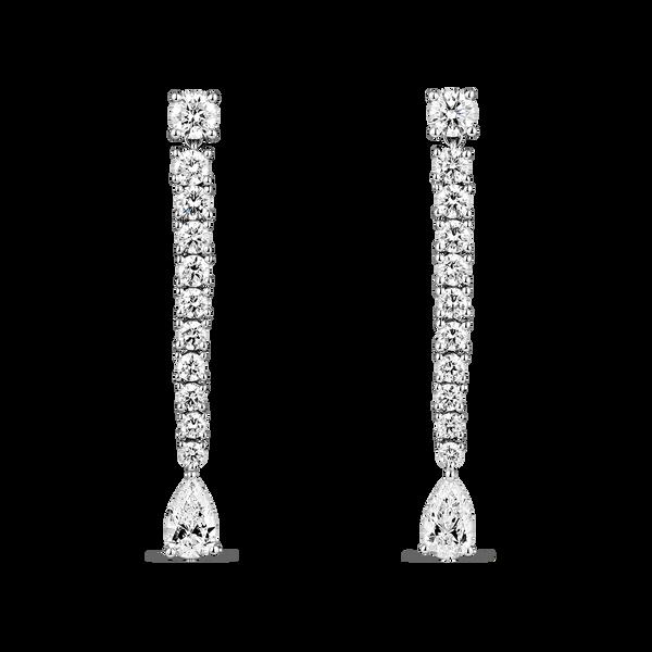 Grace earrings, PE18080-OBD/A005_V