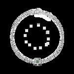 Veris bracelet, PU17007-00SAV3MM_V