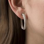 White gold earrings, PE7088-OBD35_V