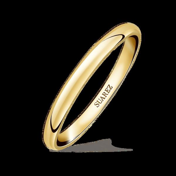 Alianza de boda , AL8018_OA_V