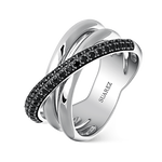 Argento ring, SO14017-AGESP_V