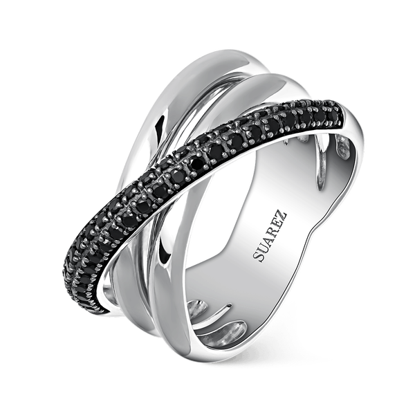 Argento ring, SO14017-AGESP