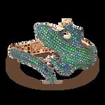 Makech bracelet, PU15014-ORSAV_V