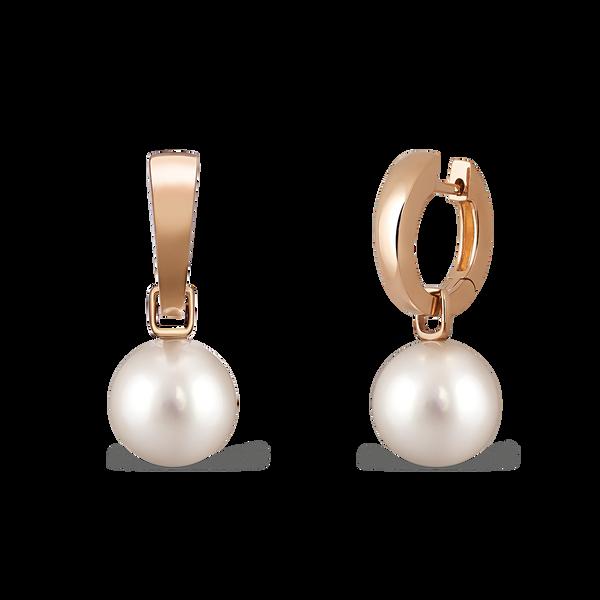 Pendientes de Perlas, PE17004-ORPA_V