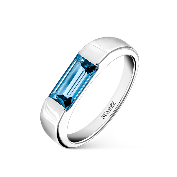 Anillo de Blue Berlin, SO19095-AGTPLN_V