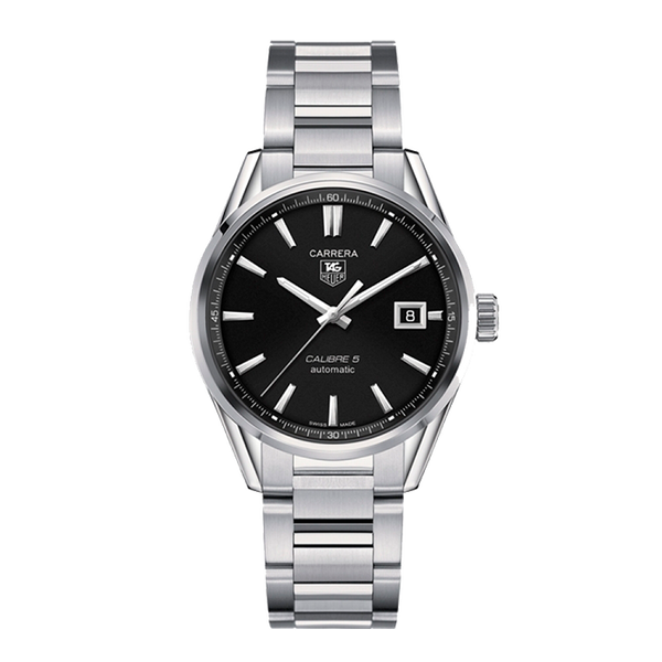 TAG HEUER CARRERA CALIBRE 5 - 39MM, WAR211ABA0782_V