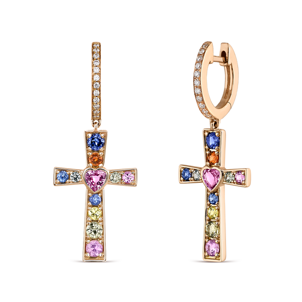 Pendientes de Amuletos de Frida, PE19105-ORZMULT_V