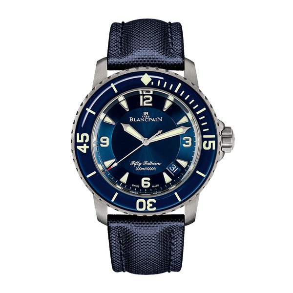 BLANCPAIN FIFTY FATHOMS AUTOMATIC, 501512B40052A