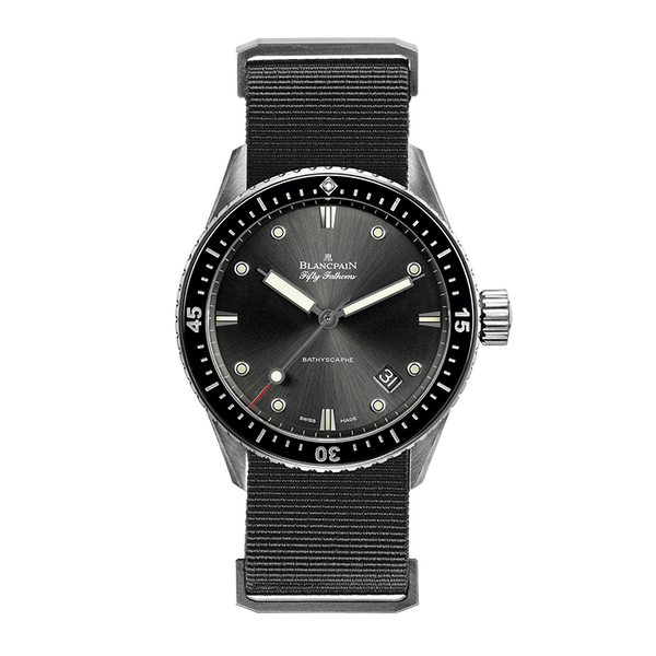 BLANCPAIN FIFTY FATHOMS BATHYSCAPHE AUTOMATIC, 50001110NABA_V