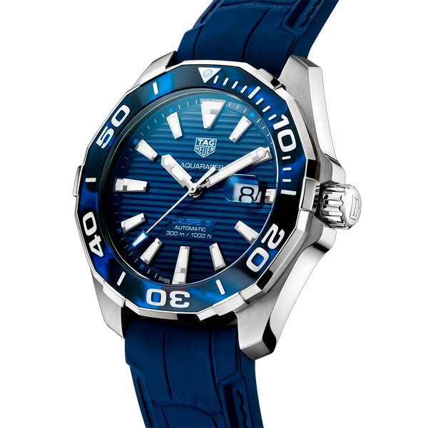 TAG HEUER AQUARACER AUTOMATIC 43MM WAY201P.FT6178, WAY201PFT6178_V