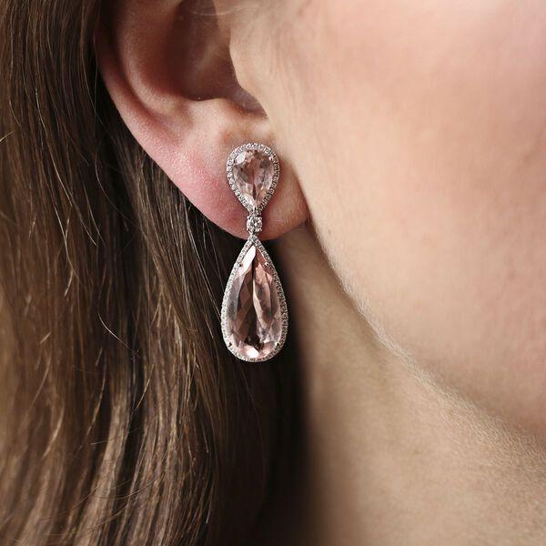 Gerais earrings, PE15060-MRG_V