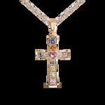 Colgante de Amuletos de Frida, PT19041-ORZMULT_V