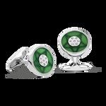 Zeraus cufflinks, GE13038-AGAGV_V