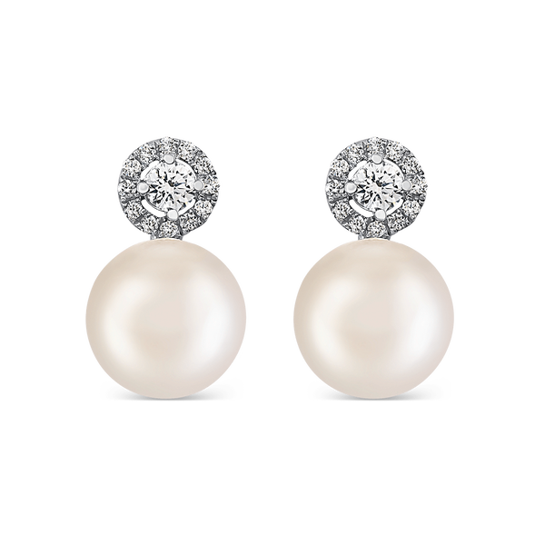 Pearls earrings, PE9002-00PD015_V