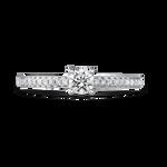 订婚戒指, SL14001-IGD025/FVS1_V