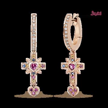 Pendientes de Los Amuletos de Frida