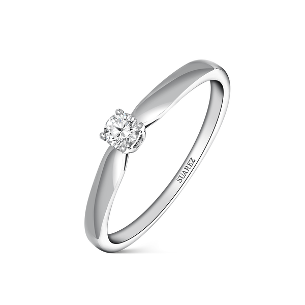 Engagement ring, SL17004-00D010_V