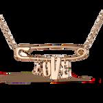 Colgante de IAM SUAREZ BY DFACE, PT18065-OR_V