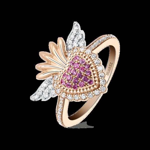 Amulets of Frida ring, SO17014-OBORZRDDM_V