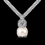 Pearls pendant, PT10012-BBPA
