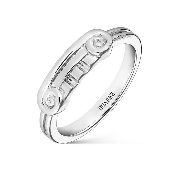Argento ring, SO19039-AG_V