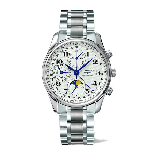 LONGINES MASTER COLLECTION CHONOGRAPH MOONPHASE, L26734786