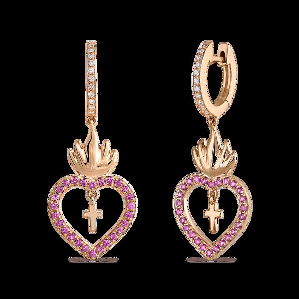 Pendientes de Amuletos de Frida, PE19103-ORZR_V