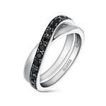 Argento ring, SO16091-AGESP_V