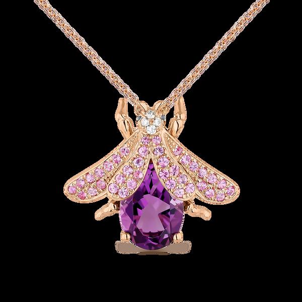 Makech pendant, PT15001-ORAMZR_V