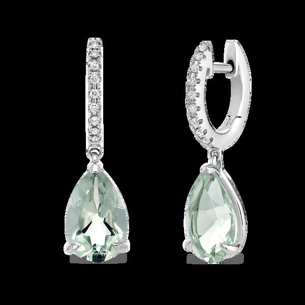 Veris earrings, PE16118-OBDAMV_V