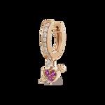 Romeo and Juliet earrings, PE17118-ORDZR_V