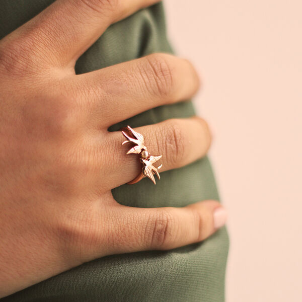Great Expectations ring, SO18135-ORPB