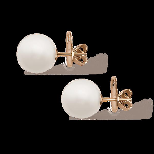 Pendientes de perlas, PE550-ORPA125MM_V