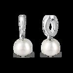 Pearls earrings, PE16123-AGPA_V