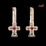 Amulets of Frida earrings, PE17013-ORZMULTDM_V
