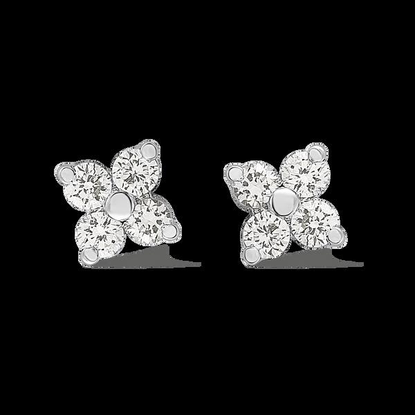 White gold earrings, PE2088-OOD_V