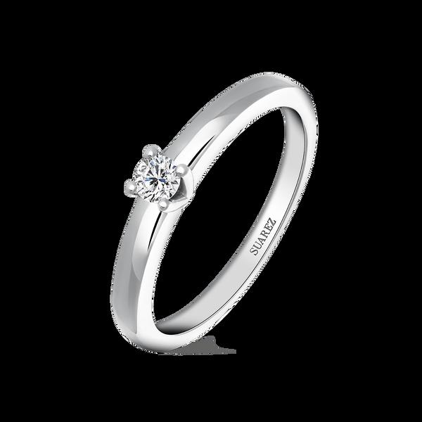 Engagement ring, SL15004-00D010