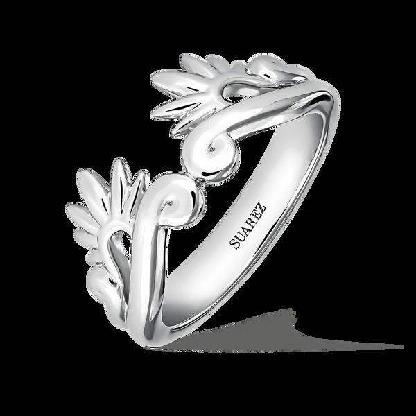 Argento ring, SO19038-AG_V