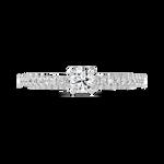 White gold ring, SO17001-IGD020/EVS1_V