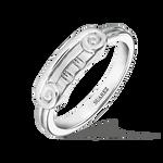 Argento ring, SO19039-AG_V