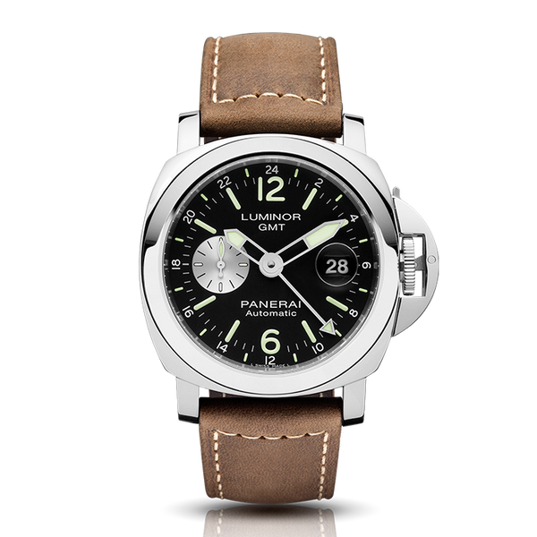 LUMINOR GMT AUTOMATIC ACCIAIO - 44MM , PAM01088_V